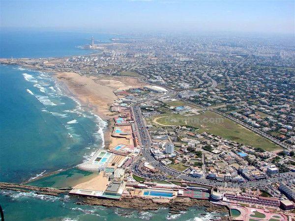 La capitale économiqe: Casablanca