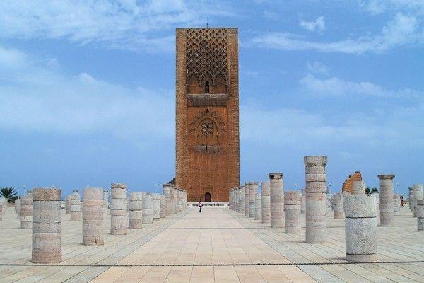 La capitale: Rabat